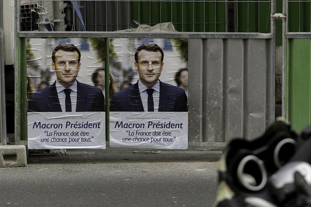 Macron-president-LorieShaull