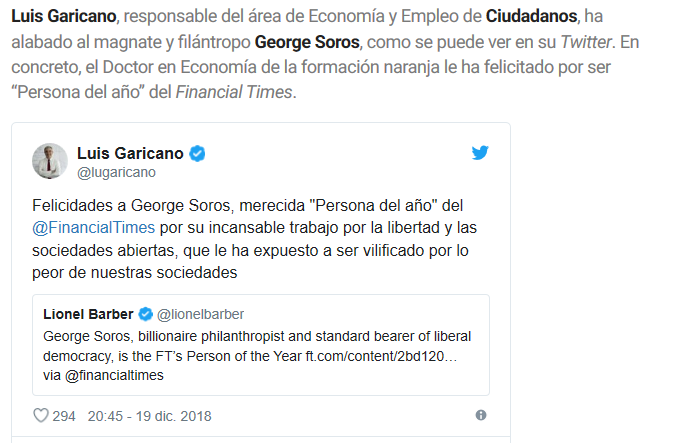 Luis Garizano C´s