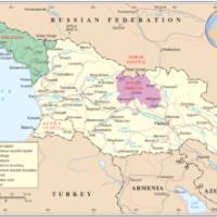 Abjasia y Osetia del sur de Georgia, Ucrania OTAN