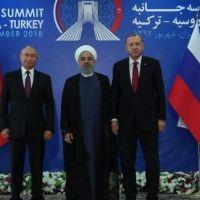 La cumbre ruso-turco-iraní en Teherán