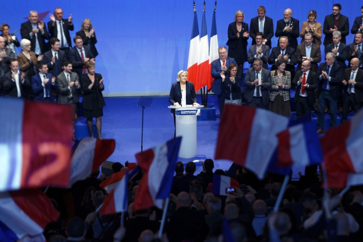 National Congress Of The Front National - Day Two