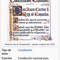 ¿Es necesaria la reforma de la Constitución?