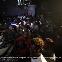 Subastan negros en Libia